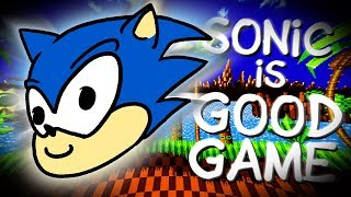 sonic the hedgehog is very good game that works very well