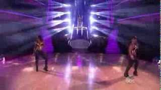 Cher performs Believe on Dancing With The Stars (DWTS) 2013