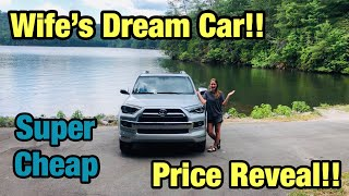 Rebuilding My Wife's Dream Car! Salvage Wrecked 2015 Toyota 4runner Limited Final Part Copart