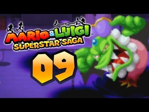 MARIO & LUIGI SUPERSTAR SAGA 3DS #09 - GRAGUÉMONA NOUS ATTAQUE