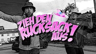 Deutsch Platz 7 heute: ZIEH DEN RUCKSACK AUS von KOLLEGAH & FARID BANG ((jetzt ansehen))