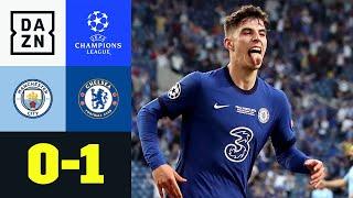 Kai Havertz schießt Blues zum CL-Titel: Man City - Chelsea 0:1 | UEFA Champions League | DAZN