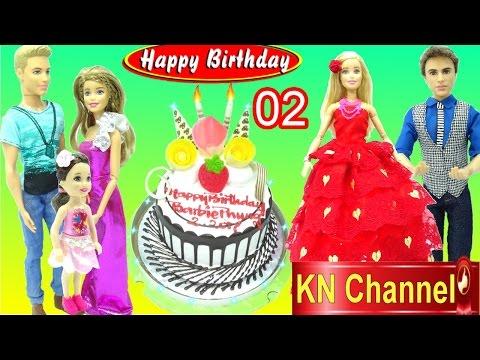 Hình ảnh Youtube -  KN Channel tổ chức tiệc sinh nhật tháng 2 BỮA TIỆC BẤT NGỜ BIRTHDAY PARTY TOYS