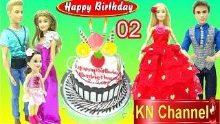 KN Channel tổ chức tiệc sinh nhật tháng 2 BỮA TIỆC BẤT NGỜ BIRTHDAY PARTY TOYS