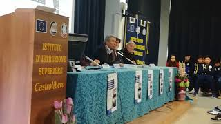 Al liceo sportivo di Castrolibero, Giacomo Crosa campione di salto in alto