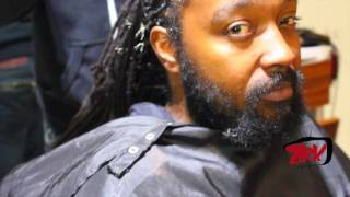 Dope Blends (Celebrity Barber) Talks Using His Barber Skills As A Way Out | Shot By @TheRealZacktv1