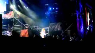 Gypsy Heart Tour à Buenos Aires - Landslide Performance - 06/05/11