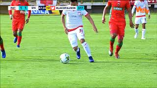 Patriotas Vs. Santa Fe (1-3)   Copa Aguila 2019 - Fecha 6