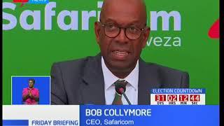 Safaricom loses 400 million in the election run up