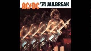 AC/DC - You Ain't Got A Hold On Me - Album: '74 Jailbreak Track #2 [HQ]