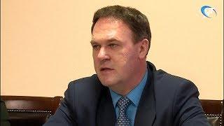 Руководителем департамента культуры и туризма Новгородской области стал Владимир Вербило из Боровичей