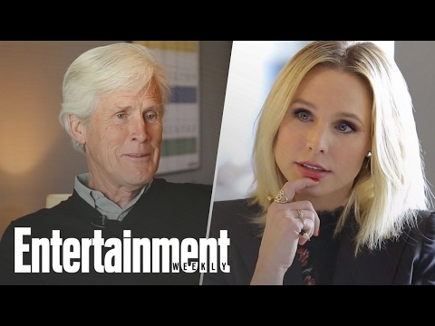 Kristen Bell Interrogates Dateline's Keith Morrison In A Tell-All Interview | Entertainment Weekly