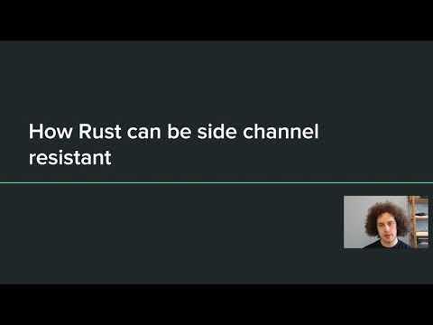 Image thumbnail for talk RFC: Secret types in Rust