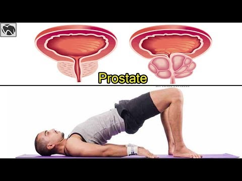 Prostate massage treatment at home, I