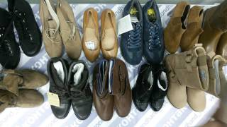 SHOES MIX-модная брендовая обувь сток весна лето 2пак 15кг. 16.80€/кг 20шт