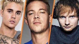 Major Lazer - Cold water (feat Justin Bieber & Mø) Lyric