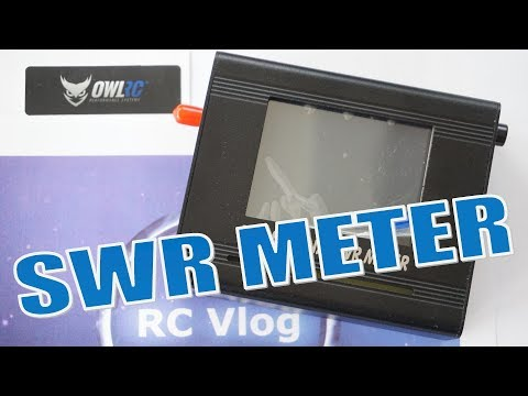 OWLRC Antenna SWR Meter V2. Full Review