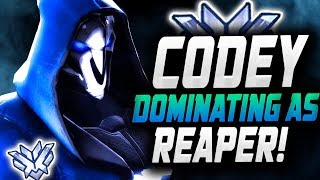CODEY DOMINATING AS REAPER! HE