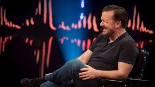 Ricky Gervais interview: – Twitter is like reading toilet walls | SVT/NRK/Skavlan