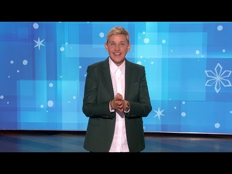 Ellen's Solution to Receiving Bad Holiday Gifts