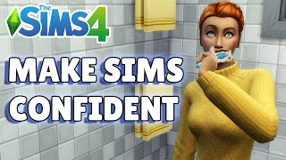 10 Ways To Make Your Sim Confident | The Sims 4 Guide
