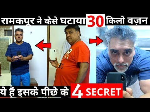 4 Secrets behind Ram Kapoor's drastic Transformation after Weight Loss