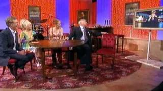 Maggie Kirkpatrick surprises Paul for his birthday - Paul O'Grady Show 27th May 2005