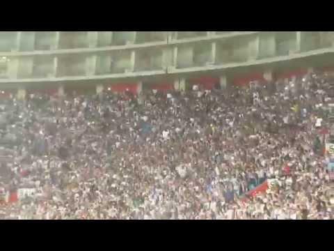 """salta comando salta, salta comando svr"" Barra: Comando SVR • Club: Alianza Lima • País: Peru"