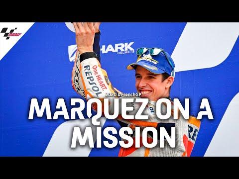 雨のレースで覚醒したアレックス・マルケス MotoGP フランスGP以降のレースでも活躍なるのか?