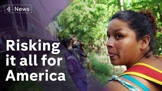 Riding 'The Death Train' to America's border