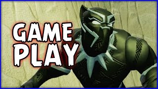 Disney Infinity 3.0 - Black Panther Wakandan Protector!