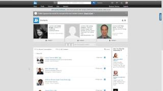 How to Remove or Unfriend a LinkedIn Contact and Delete Them As A Connection 2015 - ChrisConey.com