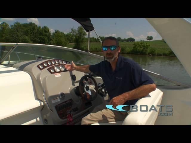 Bayliner 335 SB Boat Review / Performance Test