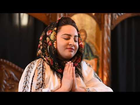 Larisa Stefania - Domnul Iisus a intrebat Video