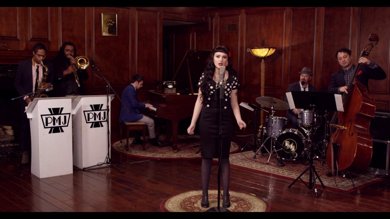 Spiderwebs – Vintage 1940s Jazz No Doubt Cover ft. Belle Jewel