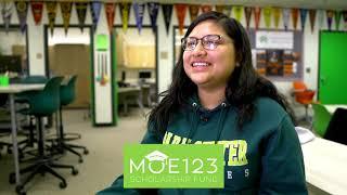 Meet 2020 Moe123 Scholar Lucy Lezama Espinoza