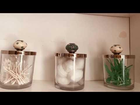 DIY    Candle Holder revamp  (Pinterest Inspired)