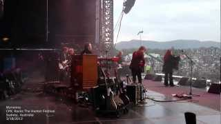Wynonna Judd - When I Reach The Place I'm Going live in Sydney, Australia