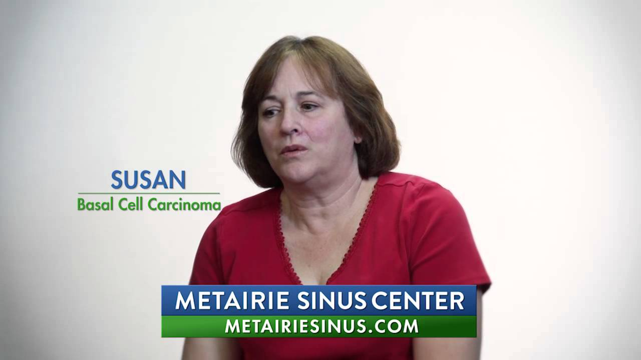 Susan - Basal Cell Carcinoma Patient