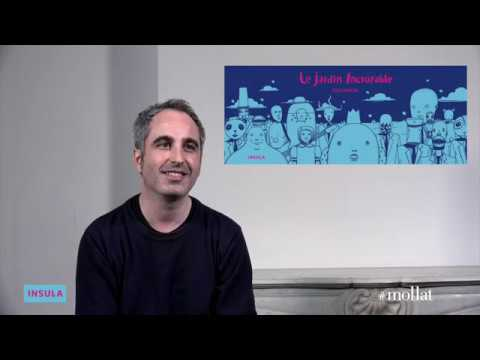 Pedro Mancini - Le jardin incroyable