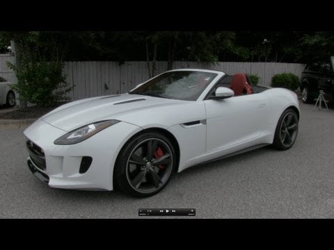 2014 Jaguar F-Type V8 S In-Depth Review