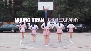 [Try To Dance - Dance Cover] - Thời Học Sinh - Suni Hạ Linh - Nhung TRAN Choreography
