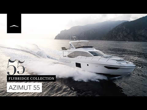 video of Azimut 55 Evolution
