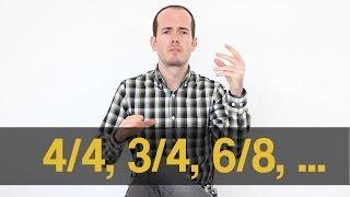 Qué es 44 34 68...  Patrón Ritmo