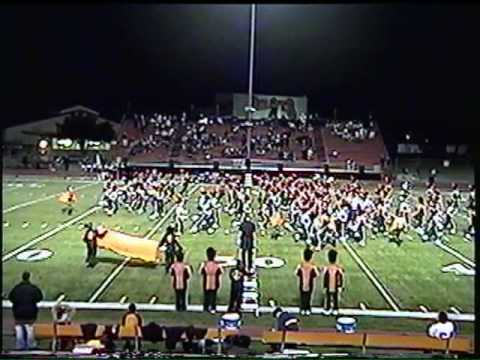 2005 Halftime 09-23 ~ PHS Pirates Marching Show Band