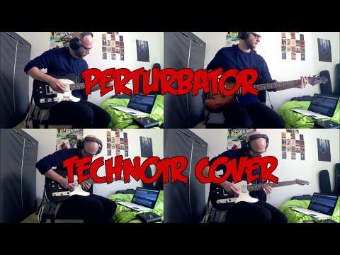 "Perturbator - ""Technoir"" Cover #GITDContest"