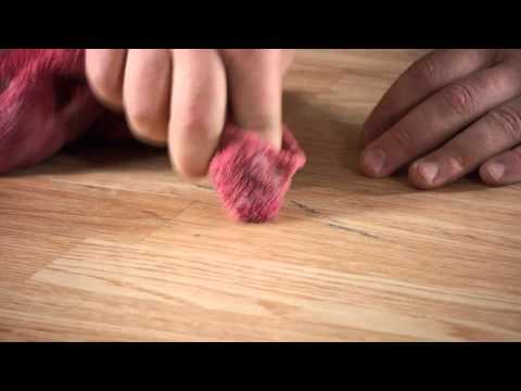 How to Remove Scuff Marks on Engineered Flooring : Flooring Tips