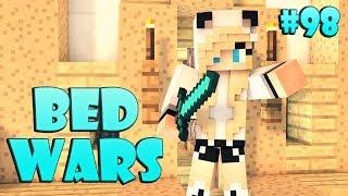 Minecraft Bed Wars #98|КРУТОЙ НАПАРНИК!(VimeWorld)