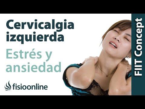Lyapko aplicador de columna cervical