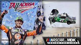 BEST RACE AT TALLADEGA IN YEARS!! | 2019 Geico 500 Review